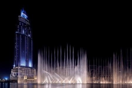 Foto: The Address Downtown Dubai