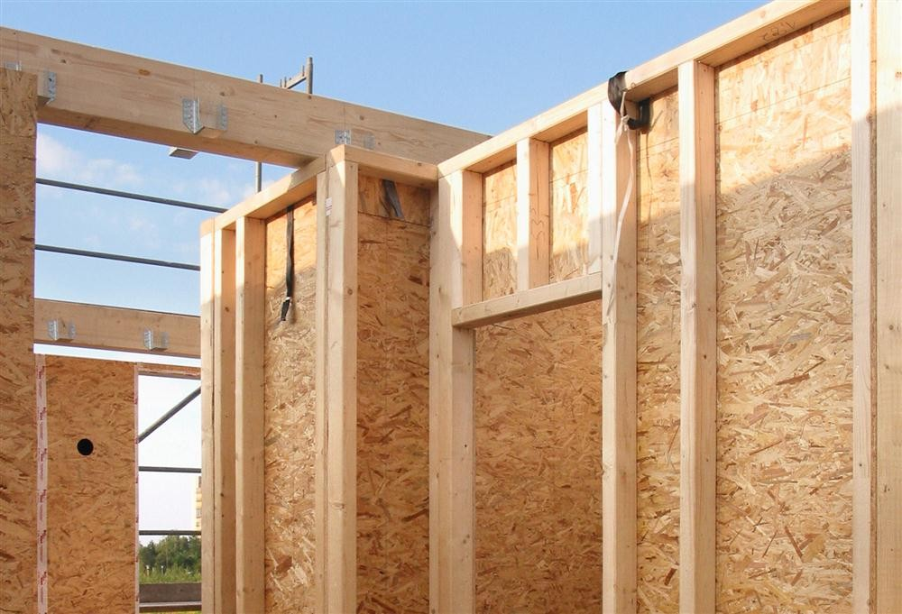 Holzhäuser und Passivhäuser aus Sachsen - Holzrahmenbau